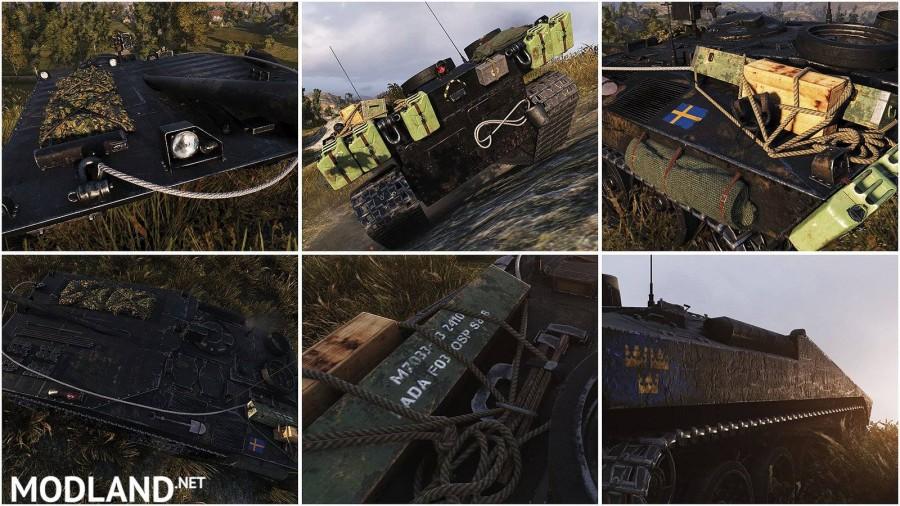 Black Series: Strv S1 Pansartrupperna 1.0 [9.22.0.1]